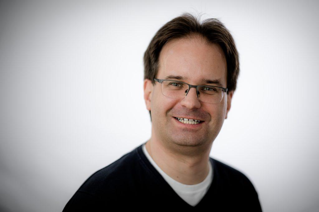 Sebastian Brinkmann (Foto: Andreas Endermann)